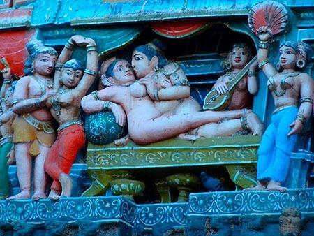 Las mejores posturas del Kamasutra