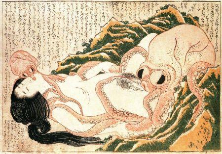 porno con tentáculos