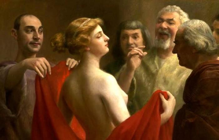 prostitución en la Antigua Grecia